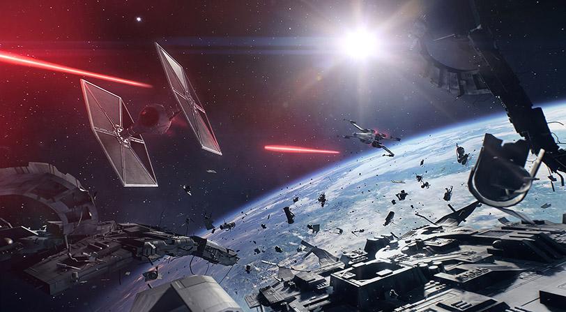 Confirmados los mapas de Asalto Galáctico de Star Wars: Battlefront II
