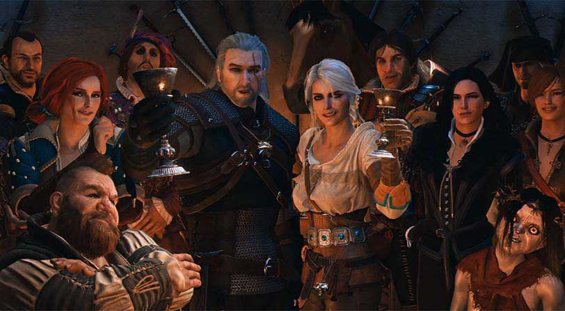 La saga The Witcher cumple 10 años