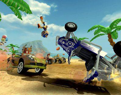Beach Buggy Racing llega a Nintendo Switch esta semana