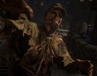Salen a la luz los primeros detalles sobre el modo zombie de Call of Dutty: WWII