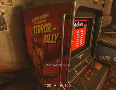 Este es el curioso Easter Egg de Wolfenstein II: The New Colossus