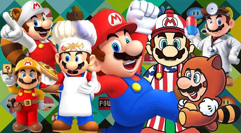 Estos son los aspectos de Super Mario Odyssey que están inspirados en juegos anteriores
