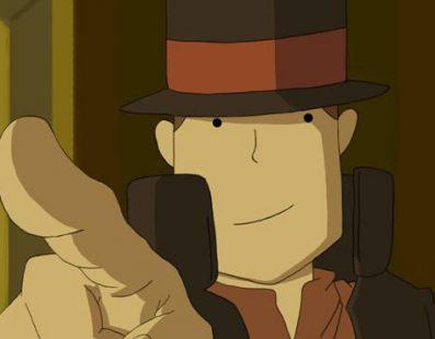 El Profesor Layton tendrá su propia serie de animación