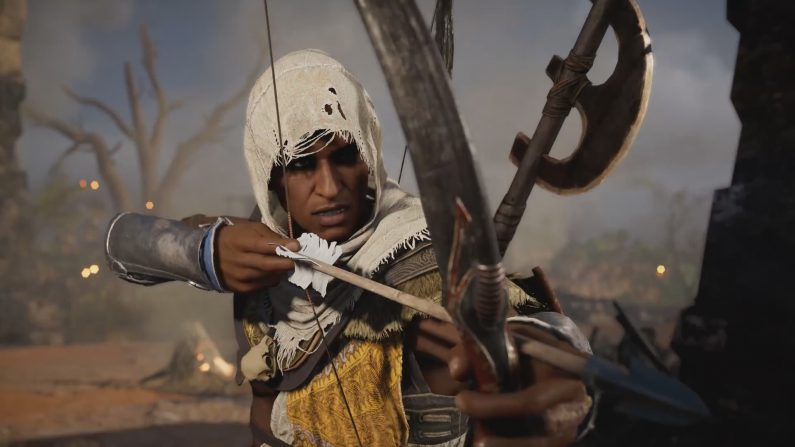 análisis assassin's creed origins