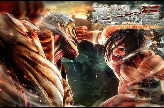 En marzo de 2018 llega Attack on Titan 2 a Occidente