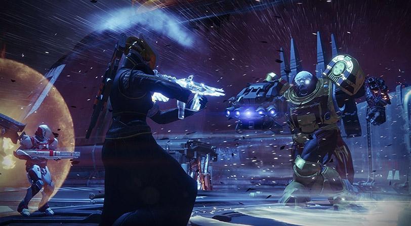 Los servidores de Destiny 2 se detienen otra vez mañana