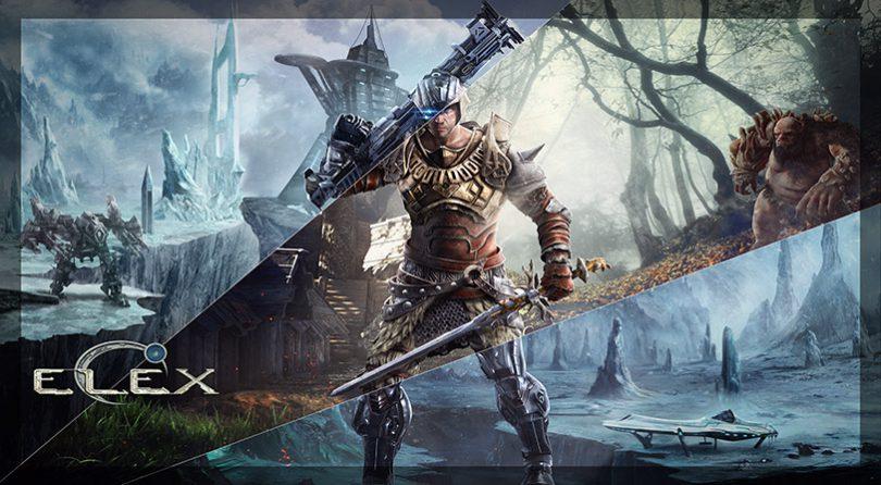 ELEX, la unión de la tecnología y de la fantasía en un nuevo RPG