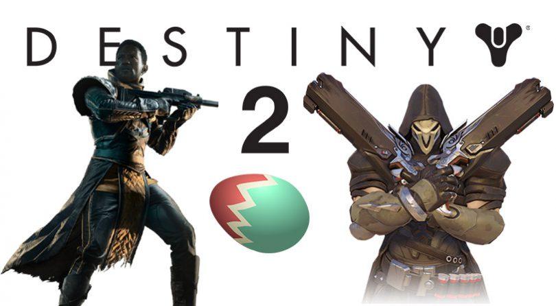 El easter egg de Overwatch dentro del Estandarte de Hierro de Destiny 2