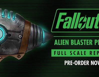 Ya se puede reservar la réplica de la Alien Blaster de Fallout 4