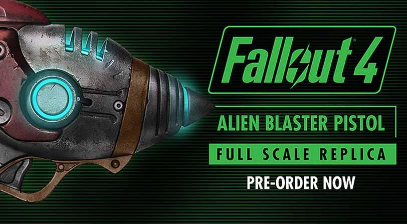 replica Alien Blaster