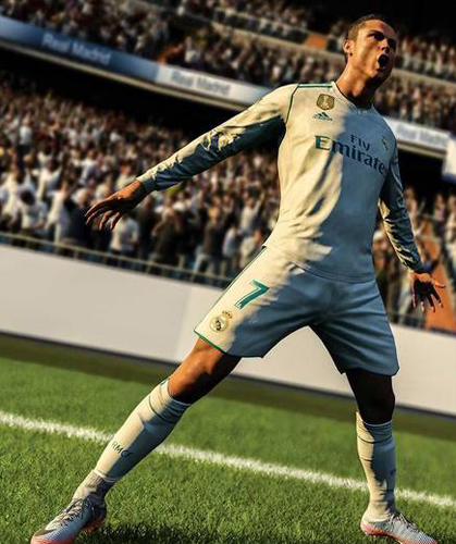 Análisis de FIFA 18
