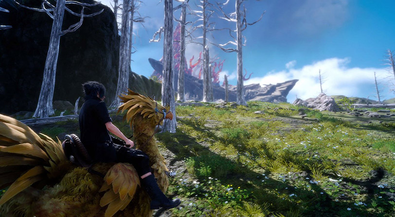 Los requisitos de Final Fantasy XV para poder jugar en PC