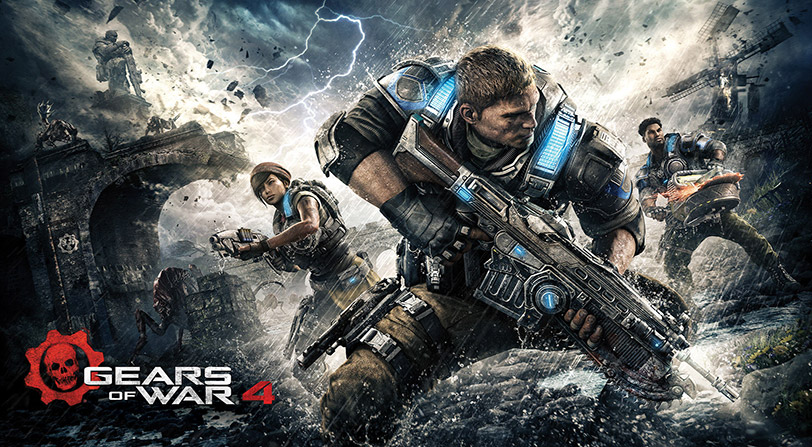 Halloween llega a Gears of War 4 con nuevos mapas