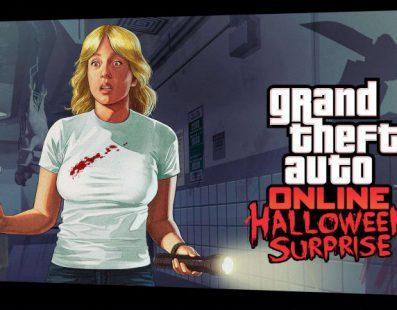 Halloween llega también a GTA V Online