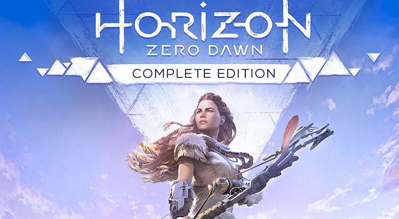 La edición GOTY de Horizon Zero Dawn ya es una realidad
