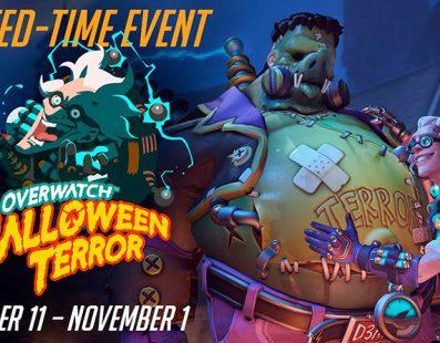 A partir del 10 de octubre Overwatch empieza Halloween