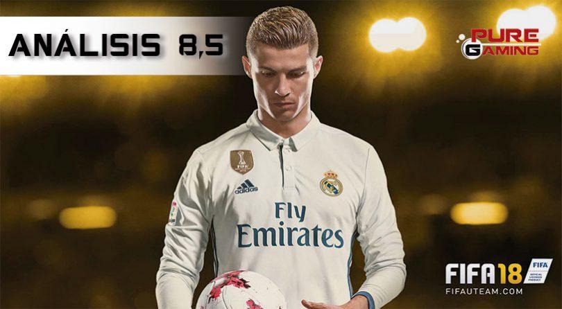 Análisis de FIFA 18 – El camino a lo más alto