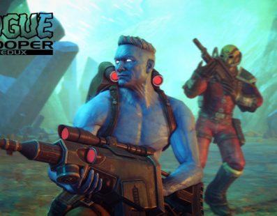 Por fin a la venta Rogue Trooper REDUX en España