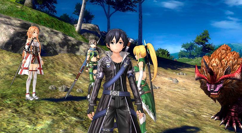 Sword Art Online: Hollow Realization pronto en nuestras pantallas de PC