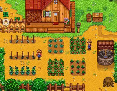 Stardew Valley llega a Nintendo Switch el 5 de octubre