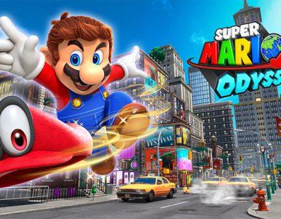 Estrenado el nuevo vídeo musical de Super Mario Odyssey