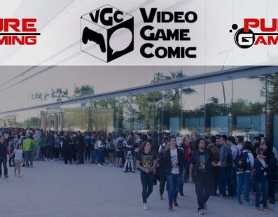 Así fue Video Game Comic 2017