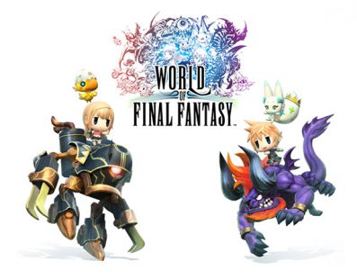 World of Final Fantasy llegará a PC y ya se ha confirmado la fecha