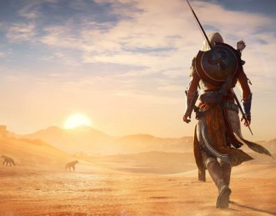 Ubisoft anuncia resolución dinámica en Assassin's Creed Origins
