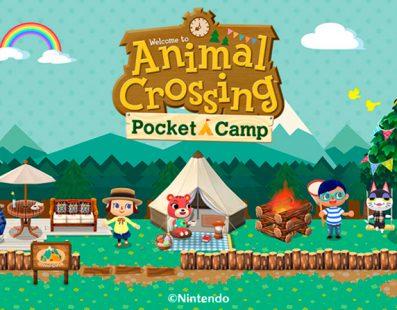 Así será Animal Crossing: Pocket Camp para dispositivos móviles