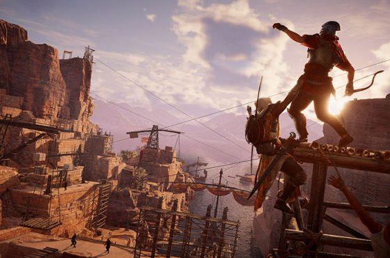 Tráiler de acción real de Assassin's Creed Origins