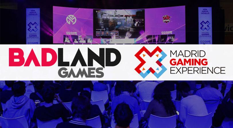 BadLand Games también estará en Madrid Gaming Experience