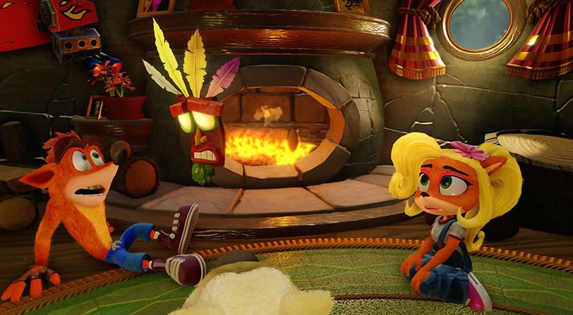 [Rumor] Crash Bandicoot N. Sane Trilogy podría llegar a Xbox One, Nintendo Switch y PC