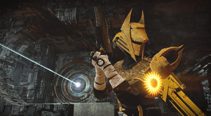 Anunciada la primera expansión de Destiny 2: La maldición de Osiris