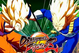 La historia de Dragon Ball Fighter Z está dividida en tres