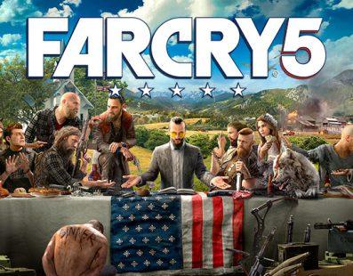 Ubisoft lanza la edición limitada Resistance de Far Cry 5