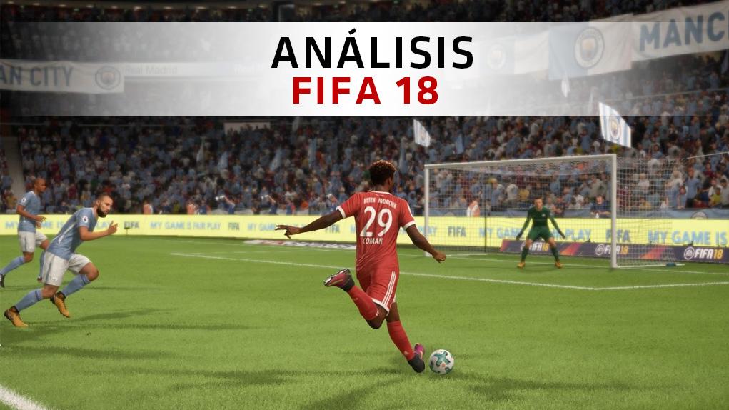 La versión de PC de FIFA 18 ha recibido mejoras con un parche