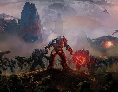 Halo Wars 2 tendrá crossplay entre PC y Xbox