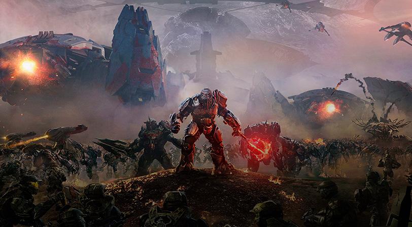 Halo Wars 2 tendrá crossplay entre PC y Xbox