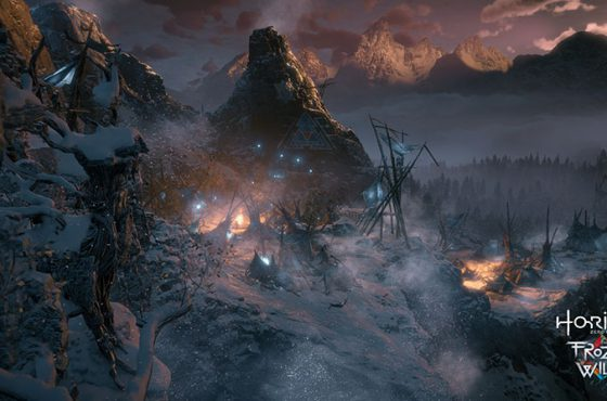 "Horizon Zero Dawn únicamente recibirá la expansión de ""The Frozen Wilds"""