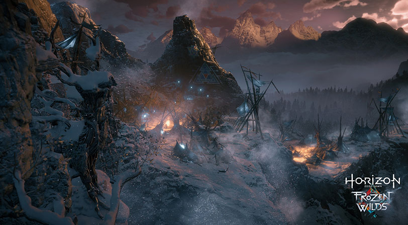 Horizon Zero Dawn únicamente recibirá la expansión de «The Frozen Wilds»
