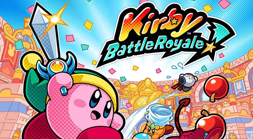Kirby Battle Royale luce todas sus armas en el nuevo tráiler lanzado por Nintendo