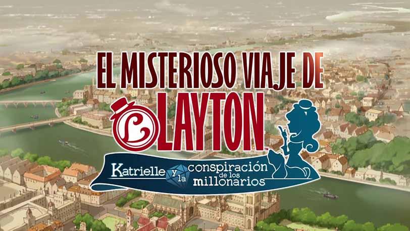 El misterioso viaje de Layton
