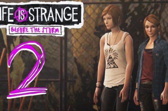 Ya está aquí el Episodio 2 de Life is Strange: Before the Storm