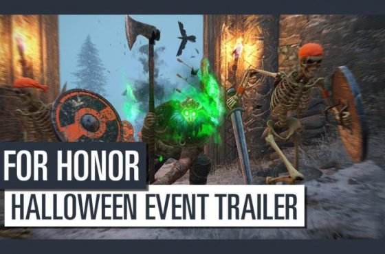 For Honor se une a la celebración de Halloween con un evento temático