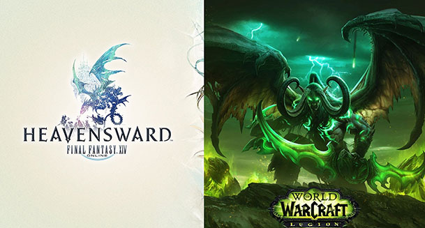 Final Fantasy XIV VS World of Worcraft