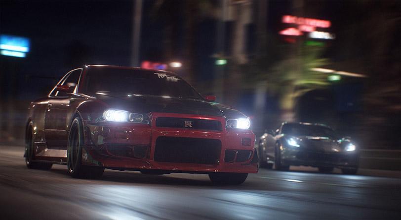 Esta es la lista oficial de coches de Need For Speed: Payback