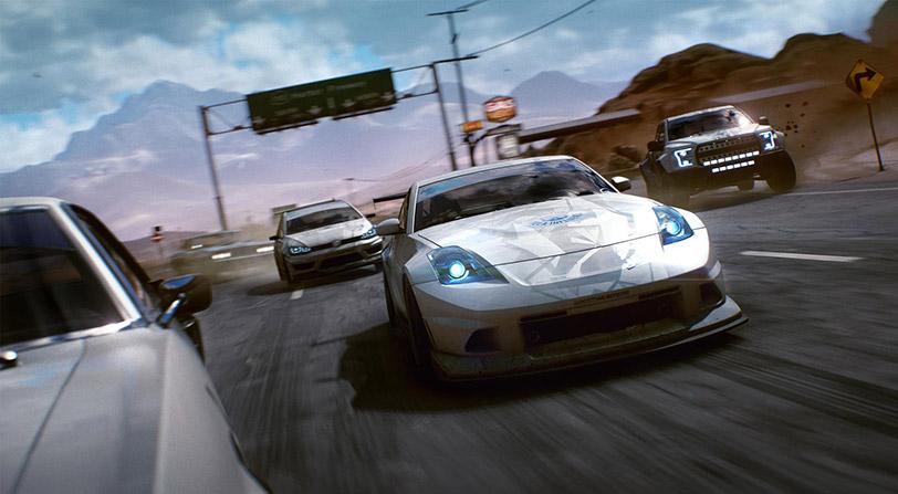 La repetición de choques se desactiva en Need For Speed Payback