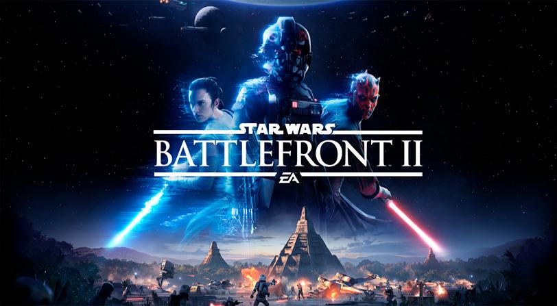 No te pierdas el nuevo tráiler de Star Wars Battlefront II