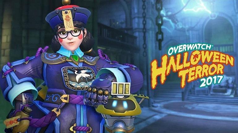 Se publican varias 'skins' de Overwatch para Halloween