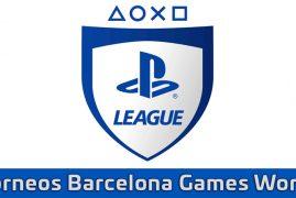 Así fueron los Torneos de la Liga Oficial PlayStation en Barcelona Games World